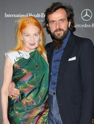 Vivienne Westwood e Andreas Kronthaler - Foto: Getty Images