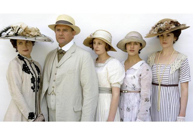 """""""Downton Abbey"""" teve 12 indicações ao Emmy 2013, inclusive ao prêmio de Melhor Figurino - Foto: Reprodução"""