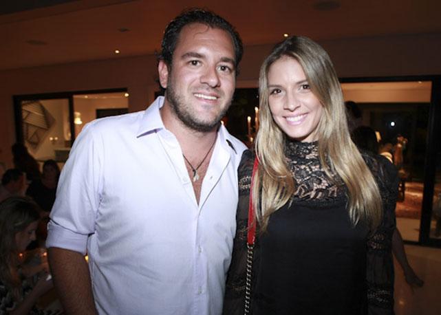 Bruno Setúbal e Paula Drumond - Foto: reprodução/SiteRG