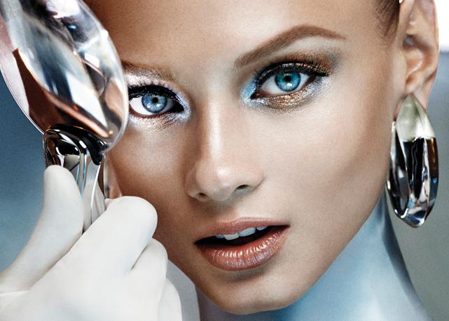 Beleza em foco na edição de maio da revista - Foto: Harper`s Bazaar Brasil