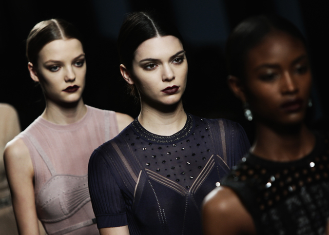 Bottega Veneta, inverno 2016 - Foto: Getty Images