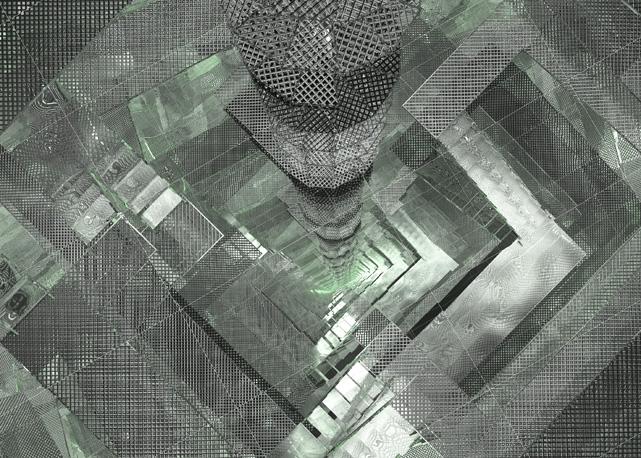 'Airshaft V', de 2008 - Foto: divulgação