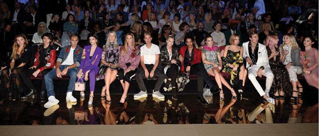 Os 21 millenials convidados para o estilo da Dolce & Gabbana