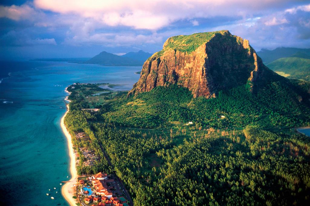 Vista incrível das Ilhas Maurício - Foto: Divulgação