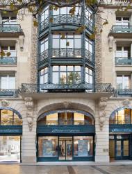 Fachada da Boutique Guerlain - Foto: Divulgação