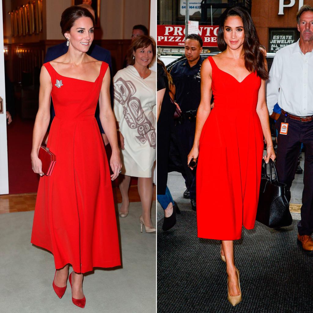 Vestidos vermelho - Fotos: Getty Images