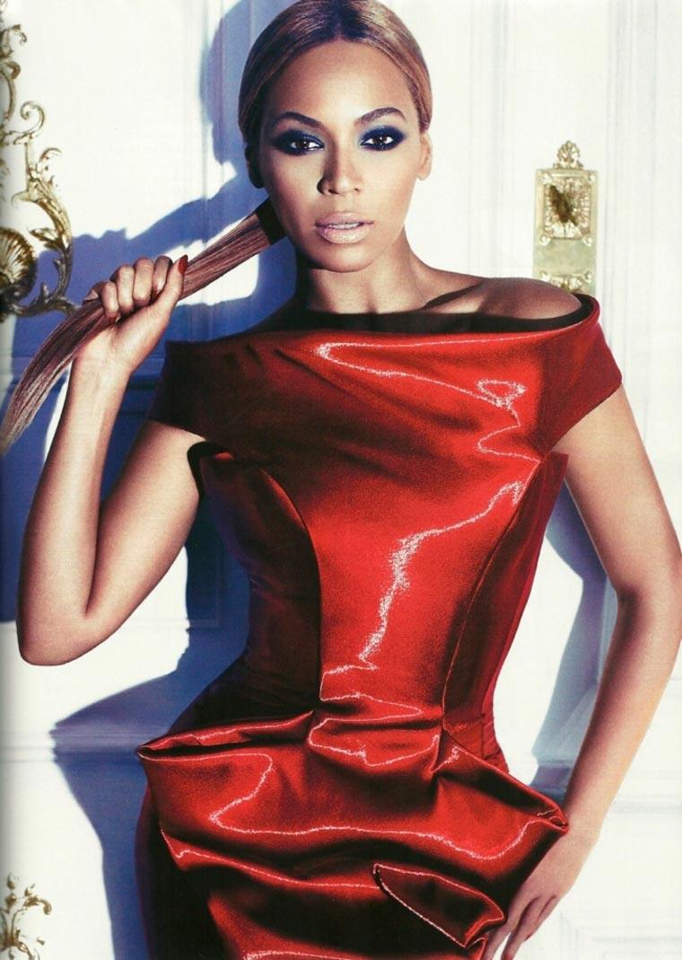 Beyoncé é virginiana - Foto: Arquivo Harper's Bazaar