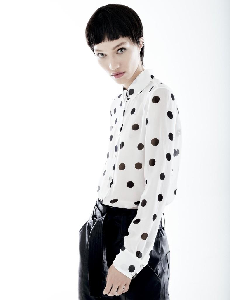 Foto: Bob Wolfenson, com edição de moda de Ciro Midena e beleza de Eliezer Lopes
