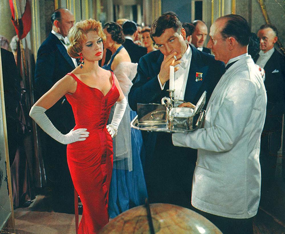 O Príncipe e a Parisiense, 1957 - Foto: Reprodução/Youtube
