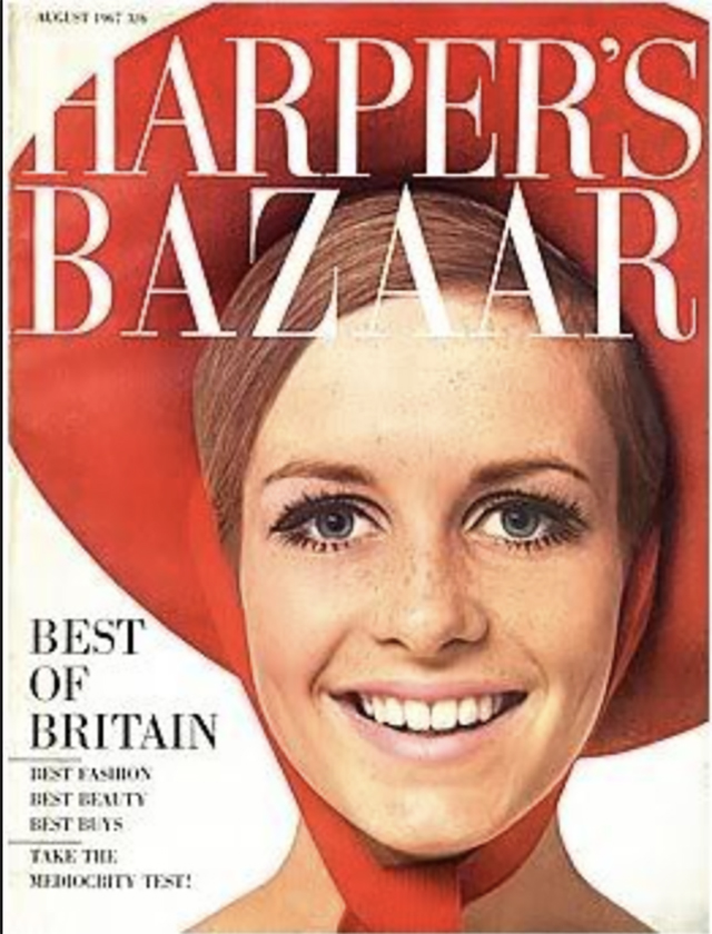 Foto: Reprodução/Arquivo Harper's Bazaar