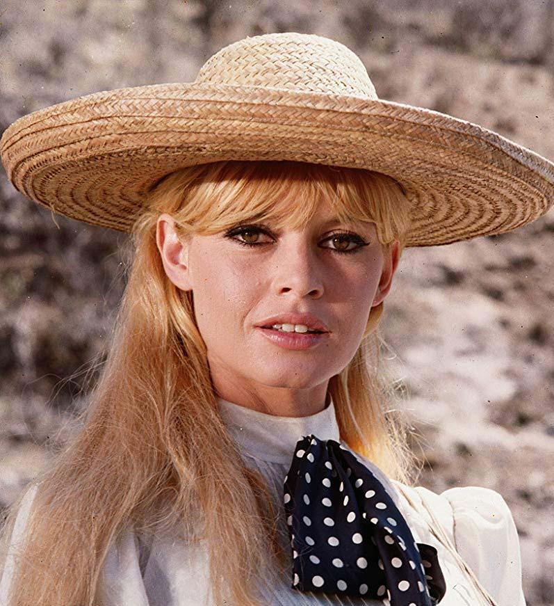 Brigitte Bardot em Viva Maria!, 1965 - Foto: Reprodução/IMDb