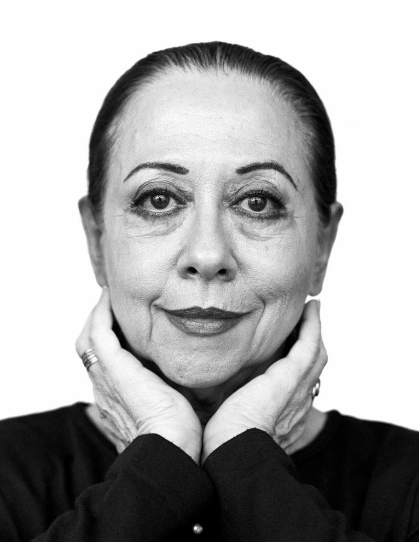 Fernanda Montenegro - Foto: Bob Wolfenson