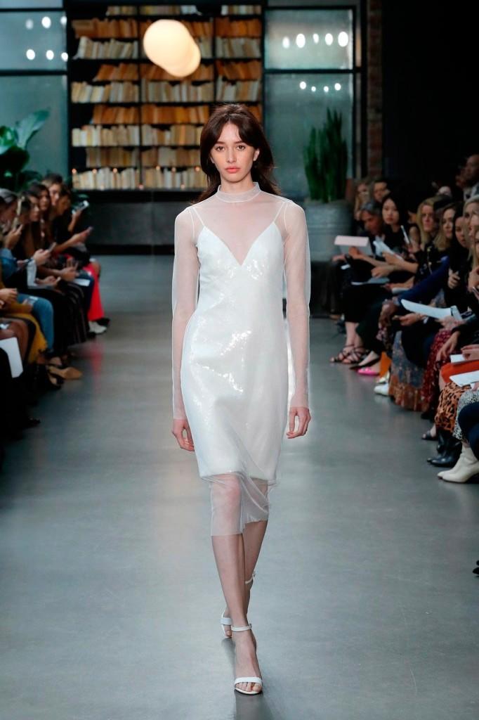 Little White Dress by Amsale, inverno 2019 - Foto: Divulgação