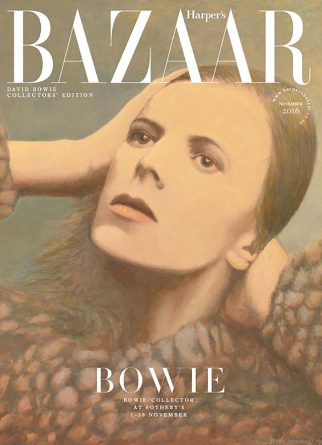 Foto: Reprodução/Harper's Bazaar