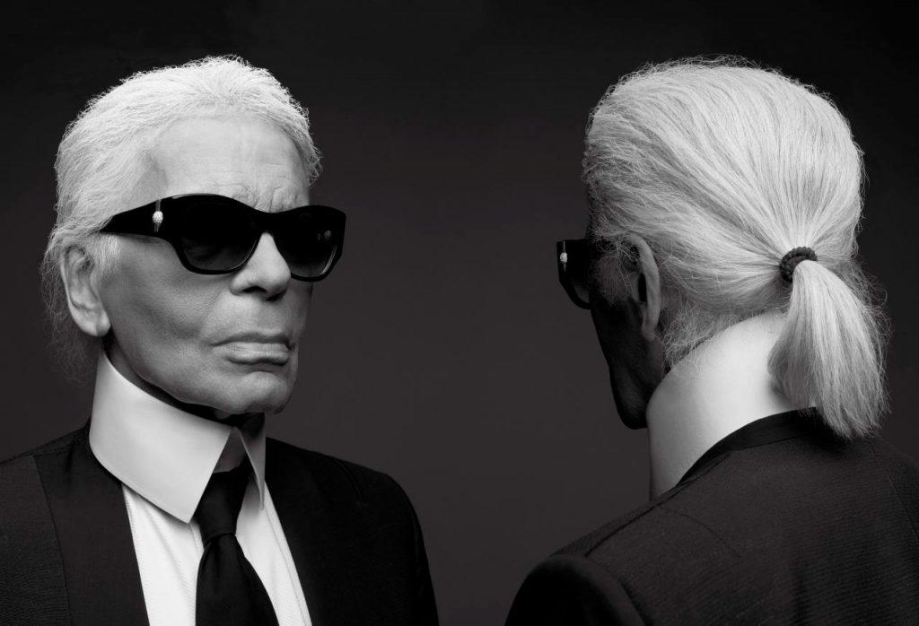 Karl Lagerfeld - Foto: Divulgação