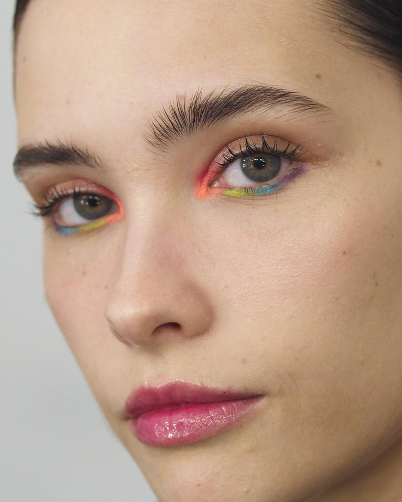 Beleza criada por Nathalie Billio para o Beauty Trends - Foto: Mateus Moraes