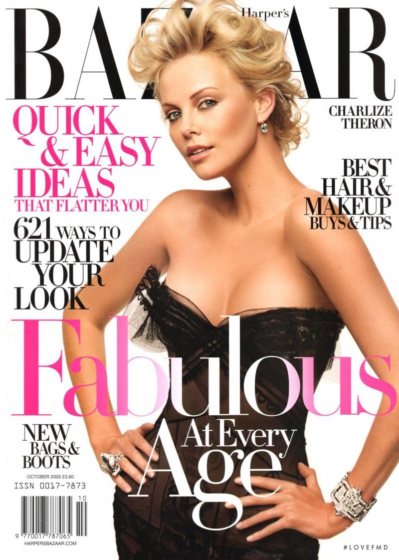 Outubro de 2006 - Foto: Arquivo Harper's Bazaar
