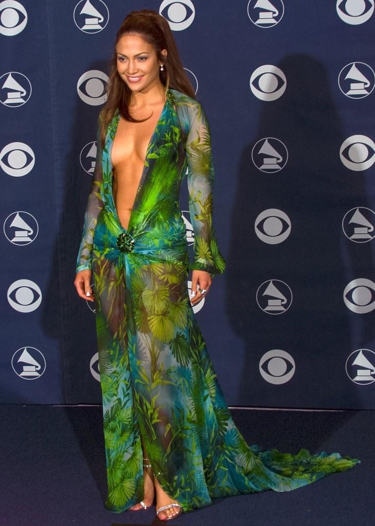 Jennifer Lopez em 2000 - Foto: Getty Images