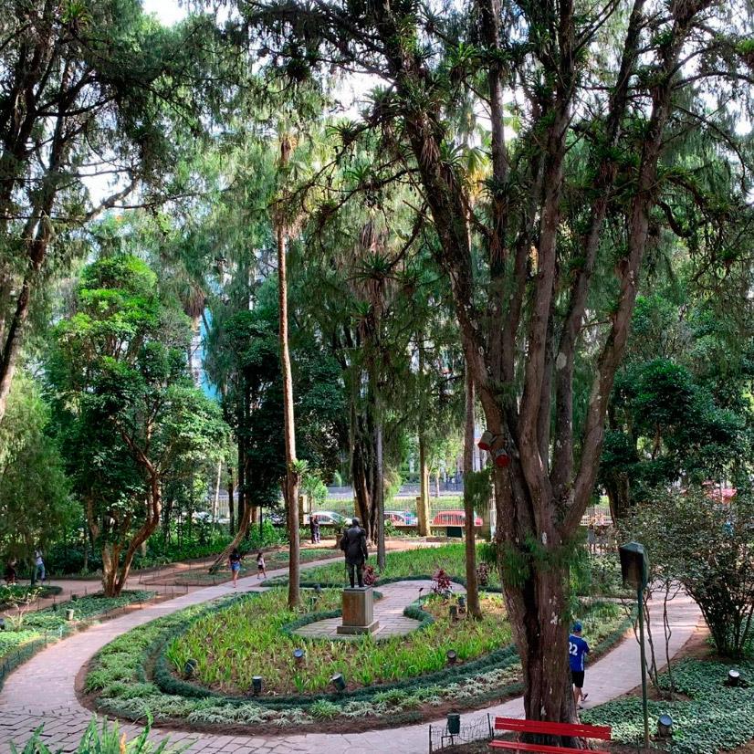 Jardins do Museu Imperial - Foto: Reprodução/Instagram/@aconteceempetropolis